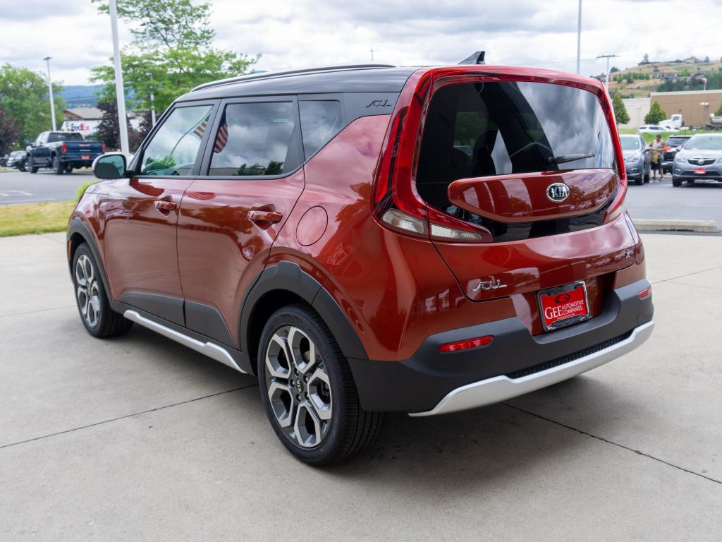 George Gee Kia >> New 2021 Kia Soul X-Line 4 Door Wagon in Liberty Lake ...