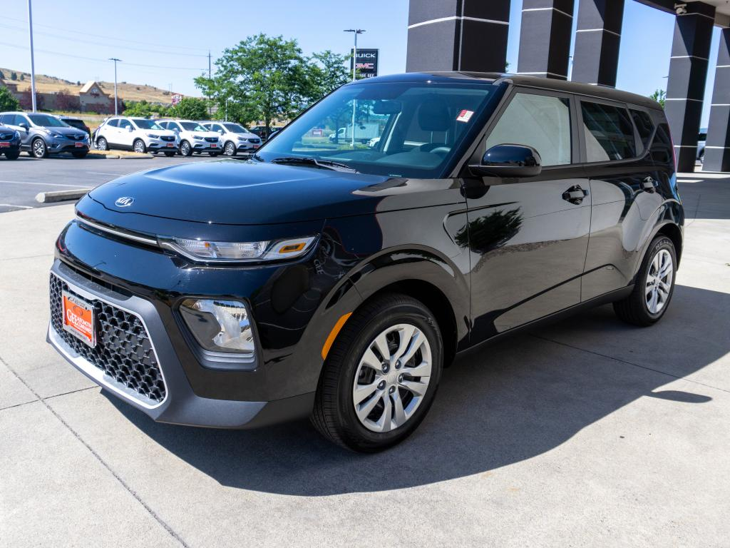 George Gee Kia >> New 2021 Kia Soul LX 4 Door Wagon in Liberty Lake #156032 ...