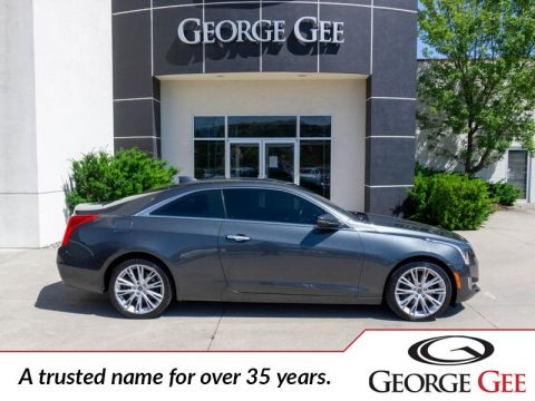 Pre-Owned 2015 Cadillac ATS Performance AWD All-Wheel Drive with Locking Differential 2dr Car