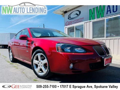 Pre-Owned 2008 Pontiac Grand Prix GXP Front-Wheel Drive 4dr Car