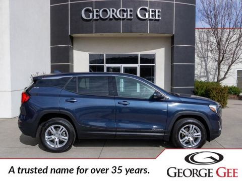 Pre-Owned 2018 GMC Terrain SLE All-Wheel Drive with Locking Differential Sport Utility