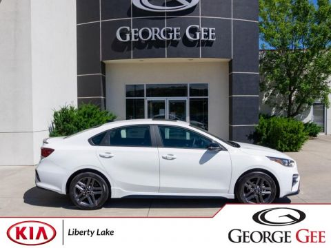 New 2020 Kia Forte GT-Line Front-Wheel Drive 4dr Car