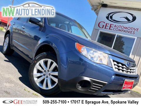 Pre-Owned 2013 Subaru Forester 2.5X Premium All-Wheel Drive with Locking Differential Sport Utility