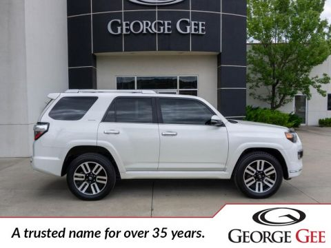 Pre-Owned 2016 Toyota 4Runner SR5 Four-Wheel Drive with Locking Differential 4 Door Wagon