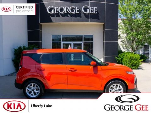 Certified Pre-Owned 2020 Kia Soul S Front-Wheel Drive 4dr Car