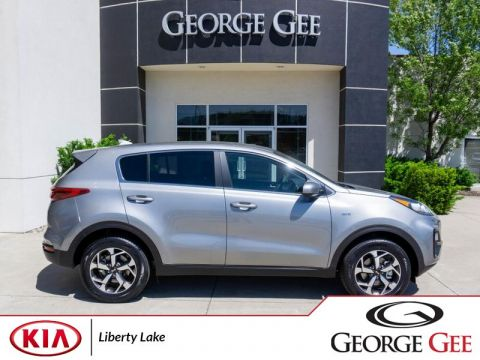 New 2020 Kia Sportage LX All-Wheel Drive with Locking Differential Sport Utility